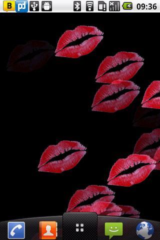 Kiss Live Wall Paper