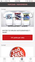 Screenshot of Racing-Rewards