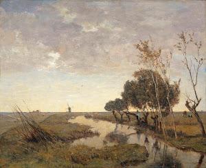 RIJKS: Paul Joseph Constantin Gabriël: painting 1878