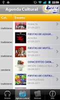 Screenshot of Trak FM