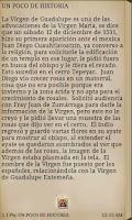 Screenshot of Virgen de Guadalupe Free
