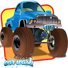 monster truck car wash and spa