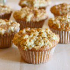Apple and Coconut Muffins