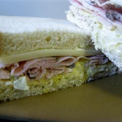Hearty Ham Sandwiches