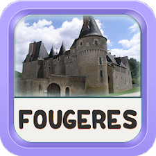 Fougeres Offline Map Guide