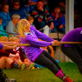 Tug Of War #14 by Robert Wake - Sports & Fitness Other Sports