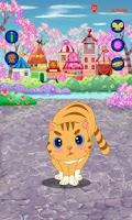 Screenshot of Tabby Cat