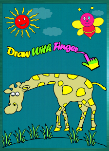 Draw With Finger - screenshot