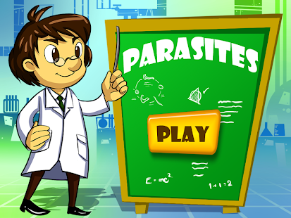 Nature of Parasite - screenshot