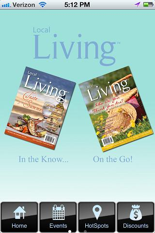 Local Living Magazine