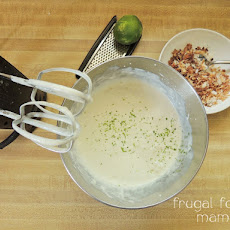 Put the Key Lime in the Coconut Ice Cream