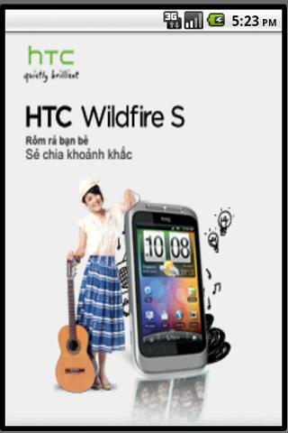 Thi tai cung HTC Vietnam