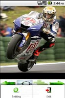Screenshot of Moto GP