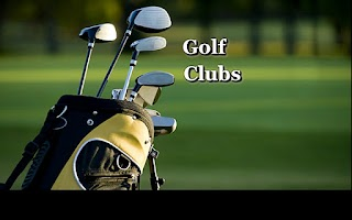 Screenshot of Golf Clubs