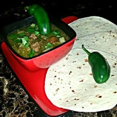 Green Chili Stew