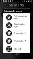 Screenshot of miniTek Remote
