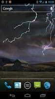 Screenshot of Farm in Thunderstorm Free