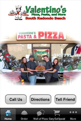 Valentinos Pizza Redondo Beach
