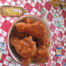 Funky Chunky Chicken Wings