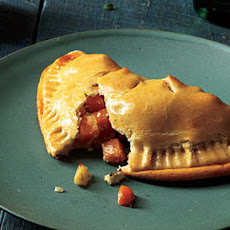 Squash-Apple Turnovers