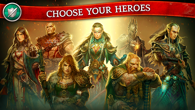 Kings Of The Realm - MMORTS APK screenshot thumbnail 3