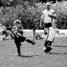 by Samantha Linn - Sports & Fitness Soccer/Association football