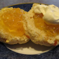 Jen's Easy Apricot, Cream & Ginger Scones