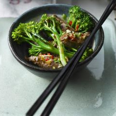 Beef & Broccoli in Oyster Sauce