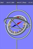 Screenshot of 3D Compass Free