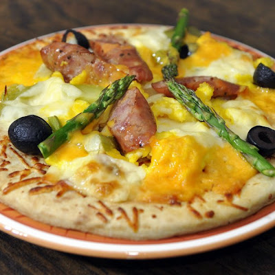 Ultimate Brunch Pizza
