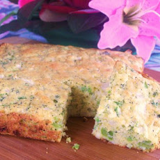 Easy Broccoli Bread