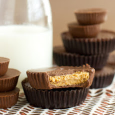 Homemade Creamy Peanut Butter Cups