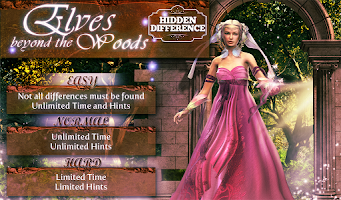 Screenshot of Hidden Difference - Elves Free