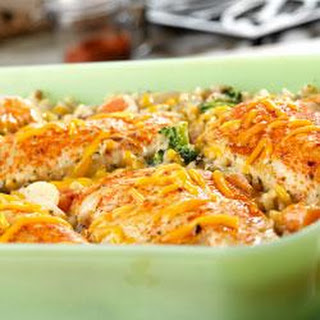 Campbells Chicken And Vegetable Casserole Recipes