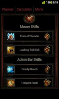 Screenshot of Diablo 3 Database & News
