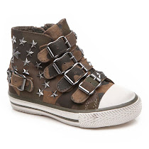 Ash Star Studded High Top HIGH TOP