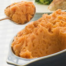 Gingered Sweet Potatoes