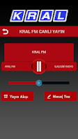 Screenshot of Kral Tablet