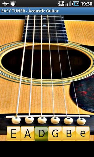 無料音乐AppのEasy Tuner- Acoustic Guitar|HotApp4Game