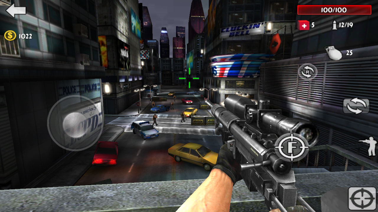 Sniper Killer War Screenshot 4
