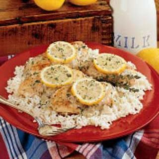 Baked Lemon Chicken Rice Bake Recipes