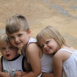 We got the love ! by Robin Hennon - Babies & Children Children Candids