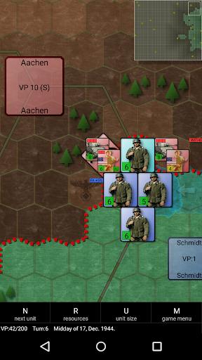 Ardennes Offensive 1944 - screenshot