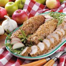 Rosemary Roasted Pork Tenderloin