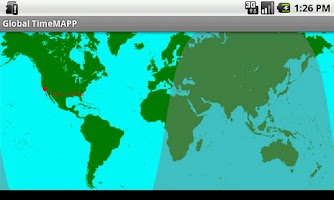 Screenshot of Global TimeMAPP