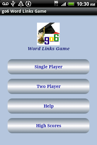 go6 Word Links game FREE