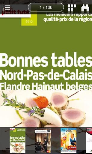 Bonnes tables de Calais 2012