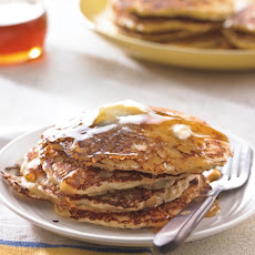 Bacon-and-Cheddar Cornmeal Johnnycakes