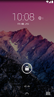 Screenshot of Hangouts DashClock Extension