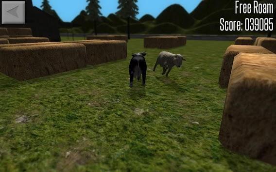 Crazy Cow Simulator apk screenshot